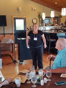 Nicole Kielly presentation